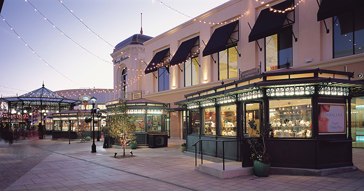 Bridgeport Village Mall