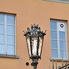 Restoration of Pavia lanterns