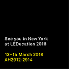 Neri at LEDucation 2018 | News | Neri