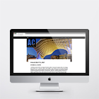 "The new website of the magazine ""Arredo & Città"" is online 