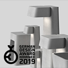 Brenta and Lang nominated for German Design Award | News | Neri