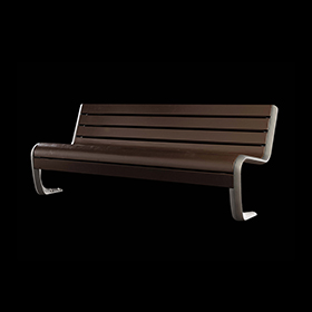 Benches 2109 - Carya | Street furniture | Neri products