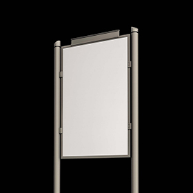 Notice boards 2298 - Carya | Street furniture | Neri products