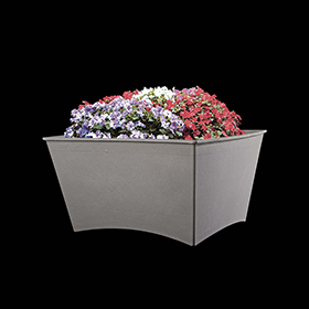 Planters 2206 - Idesia | Street furniture | Neri products