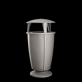 Litter bins 2277 - Idesia | Street furniture | Neri products