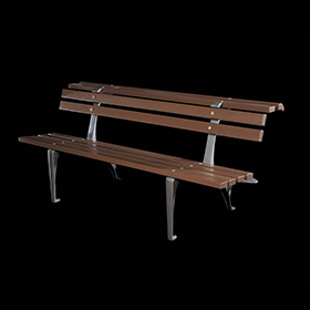 Benches 2191 - Melia | Street furniture | Neri products