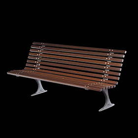 Benches 2147 - Gilia | Street furniture | Neri products
