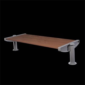 Benches 2194 - Dhalia | Street furniture | Neri products