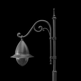 Outdoor Lights Exterior Lighting Lamp Post Street