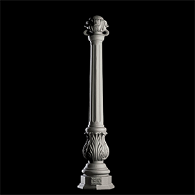 Bollards 2983 - Layia | Street furniture | Neri products