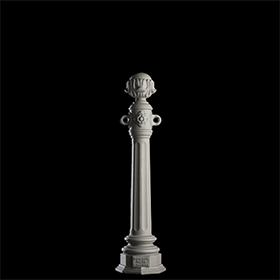 Bollards 2986 - Layia | Street furniture | Neri products