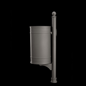 Litter bins 2275 - Melia | Street furniture | Neri products