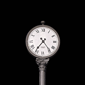 Clocks 2220 - Scilla | Street furniture | Neri products